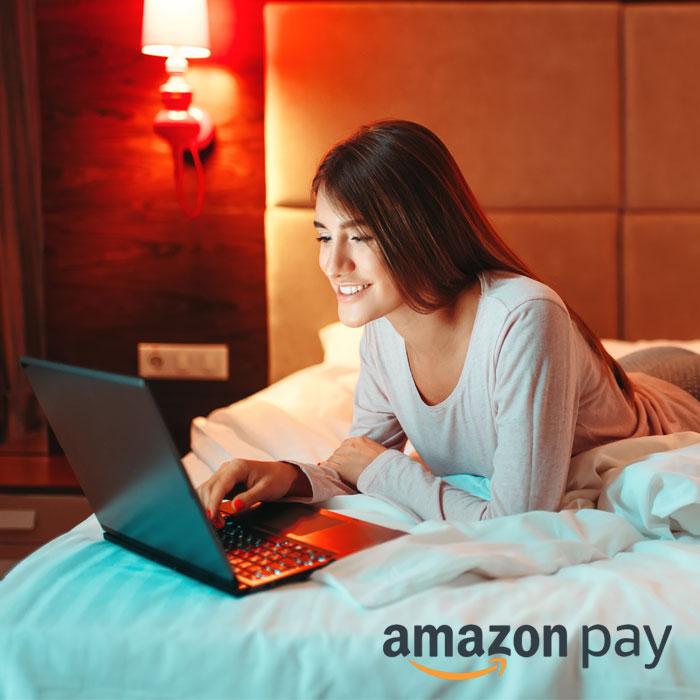 Amazon Pay: tanti vantaggi per il cliente e per il proprietario di un ecommerce